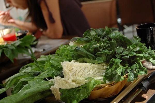 火湯匯 -- 農場蔬菜籃