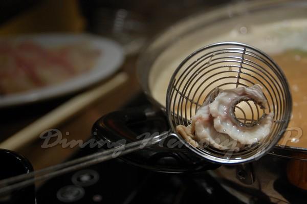 火湯匯 -- 生魚片
