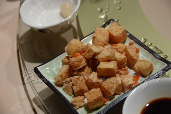 新斗記 -- 椒鹽豆腐