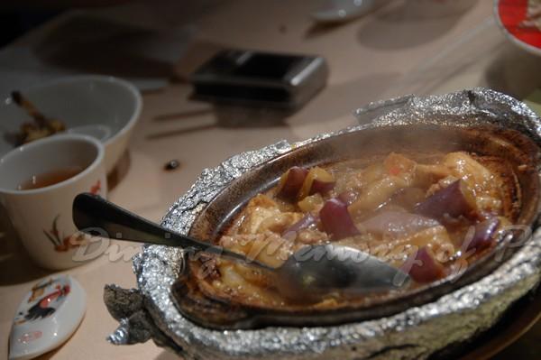 新斗記 -- 魚香茄子豆腐煲