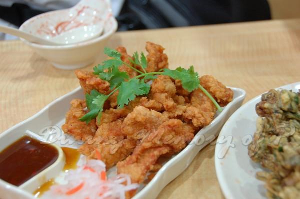 閩南小食館 -- 醋炸肉