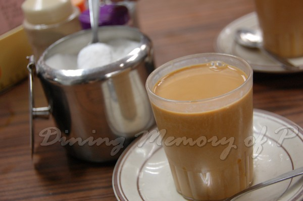 蘭芳園 -- 奶茶