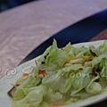 古早味野菜餐館 -- 炒高麗菜
