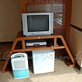 SPA Home -- 電視、DVD、除濕機、冰箱