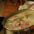 SPA Home -- 南瓜奶油小火鍋 (近攝)
