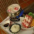 SPA Home -- 奶油紅酒小火鍋 (羊肉)