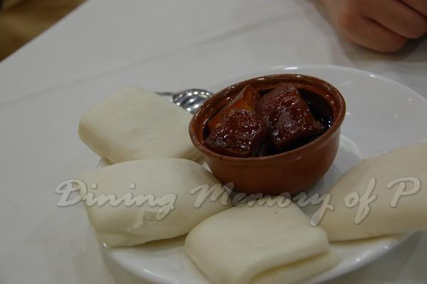 抗州酒家 -- 東坡肉 (1)