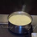 十二月 -- 把鮮奶油煮開