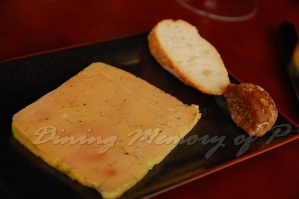 SPOON -- 鴨肝醬