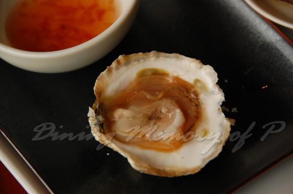 SPOON -- 生牡蠣