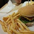 Burger Republic -- 培根起司漢堡