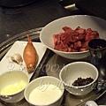一月 -- 醬汁的材料