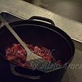 一月 -- 牛肉下鍋