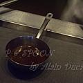 一月 -- 把黑椒醬汁煮開