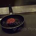 一月 -- 把牛腰肉排下鍋