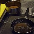 一月 -- 鍋裡餘下的油汁