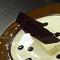 一月 -- 巧克力栗子慕絲蛋糕 (2)