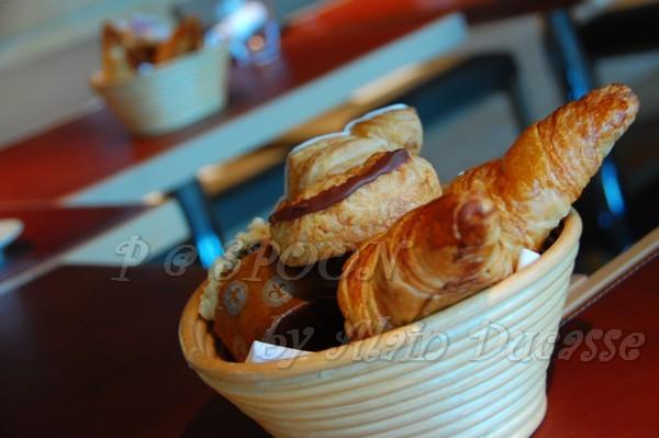 一月 -- 早餐的麵包