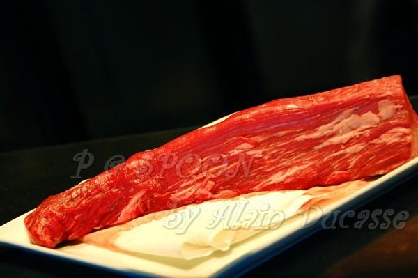 一月 -- 牛腰肉 (Tenderloin)