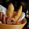一月 --午餐的麵包
