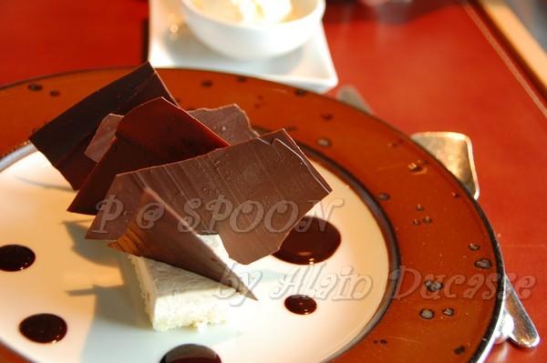 一月 -- 巧克力栗子慕絲蛋糕 (3)