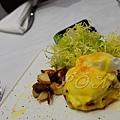Maison -- Egg Benedict
