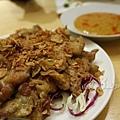 舢舨 -- 串燒沙嗲 (豬肉)