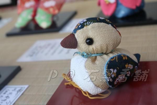 石黑香鋪 -- 可愛的小鳥香包