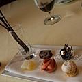 Petrus -- 小甜點