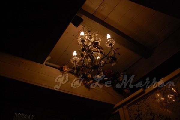 Le Marron -- 吊燈