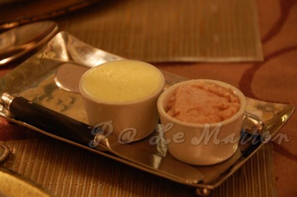 Le Marron -- 奶油 & 肉醬