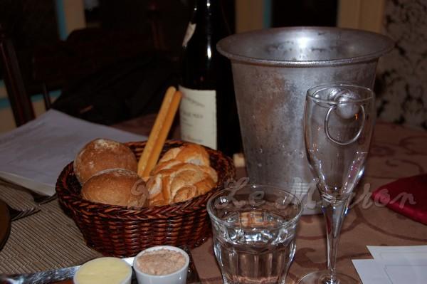 Le Marron -- 麵包