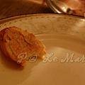 Le Marron -- 抹上了肉醬的法國麵包