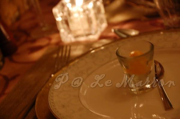 Le Marron -- 哈蜜瓜雪酪