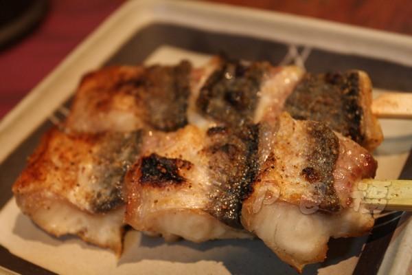 福 爐端燒と牡蠣処 -- 白鱔