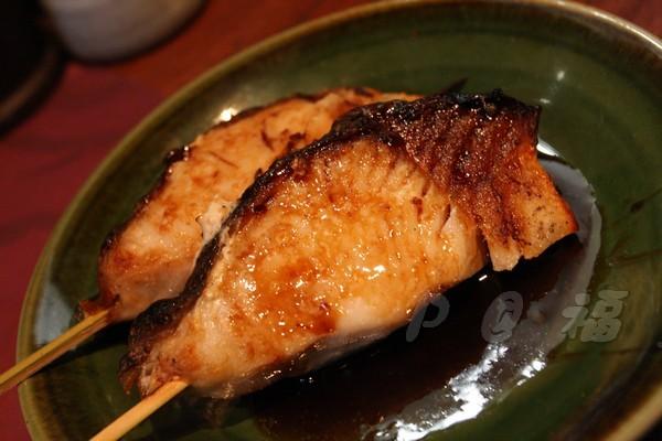 福 爐端燒と牡蠣処 -- 銀鱈魚
