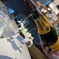 Mandarin Grill & Bar -- VC Yellow Label Champagne