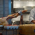 Mandarin Grill & Bar -- 火腿