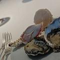 Mandarin Grill & Bar -- 牡蠣、蟹腳 (1)