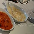 Mandarin Grill & Bar -- 咖喱雞