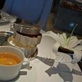 Mandarin Grill & Bar -- 大吉嶺茶 & 糖罐子