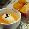 Mandarin Grill & Bar -- 芒果巧克力慕絲 (2)
