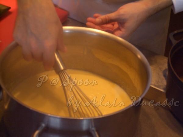 三月 -- 拌進玉米粉