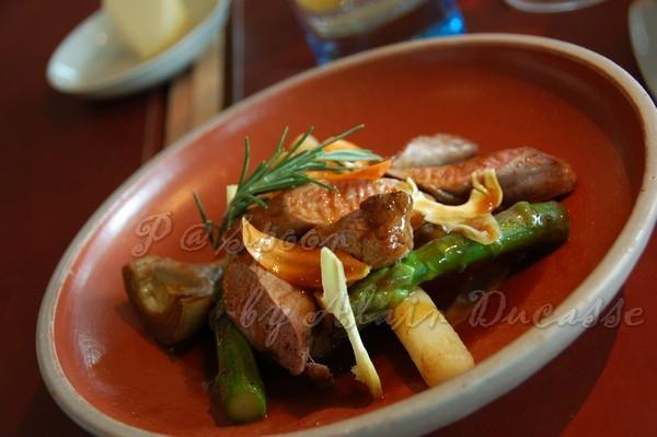 三月 -- 塔吉燉煮羊里肌配春季蔬菜  (1)