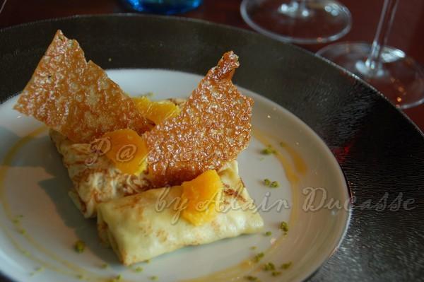 三月 -- 香橙薄餅 (2)