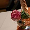Le Soleil -- 桌上的蓮花
