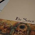 Le Soleil -- 菜單