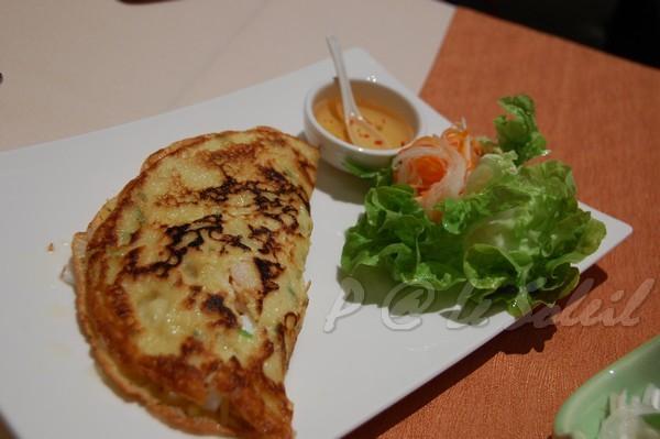 Le Soleil -- 海鮮煎餅 (1)