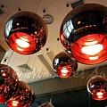 Monster Sushi -- 吊燈