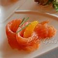 Grissini -- 燻鮭魚 (1)